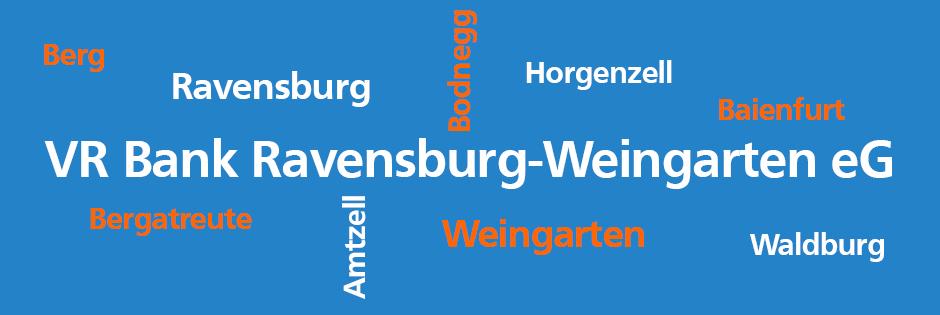 VR Bank Ravensburg-Weingarten eG Wir Für Sie