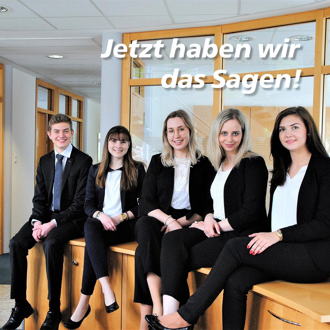 Azubi-Filiale VR Bank Ravensburg-Weingarten