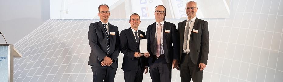 Preisverleihung VR Bank Ravensburg-Weingarten eG beste Fördermittelbank
